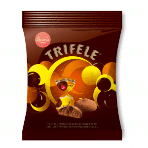 Konfektes Trifele, 160g
