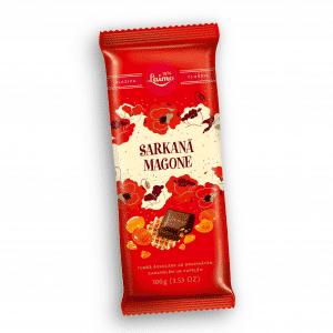 Sarkanā Magone tumšā šokolāde,100g