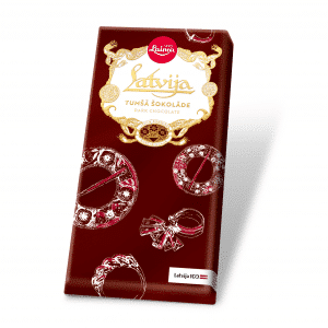 Šokolāde Lukss Latvija, 100g