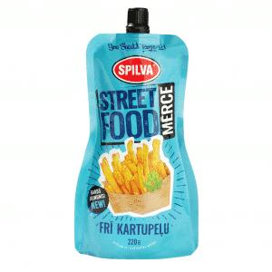 Street food frī kartupeļu mērce, 220g