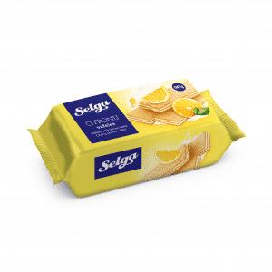 Vafeles ar citronu garšu, 90g