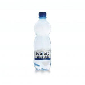 Gāzēts dzeramais ūdens, 0.5L