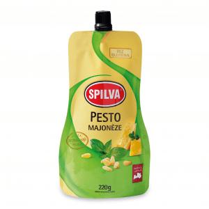 Pesto majonēze, 220g /stāvpaka/