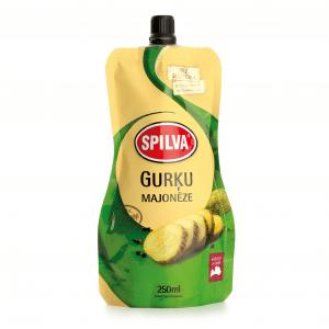 Gurķu majonēze, 235 g /stāvpaka/