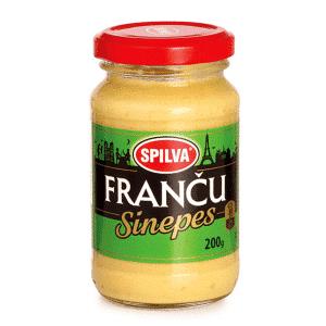 Franču sinepes, 200g