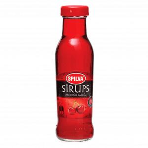 Sīrups ar ķiršu garšu, 340g