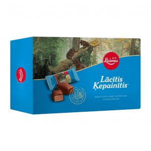 Šokolādes konfektes Lācītis Ķepainītis, 190g