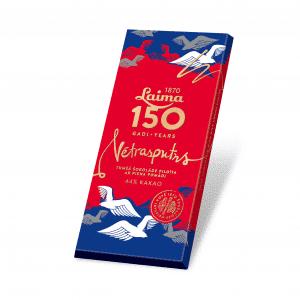 Laima150 Tumšā šokolāde Vētrasputns, 108g