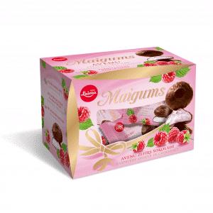 Maigums Aveņu zefīrs šokolādē, 185g