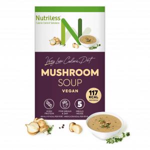 NUTRILESS zupa ar sēņu garšu N5