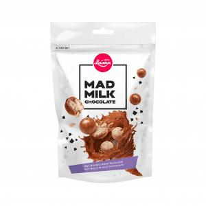 Mad Milk rīsu bumbas šokolādē, 90g